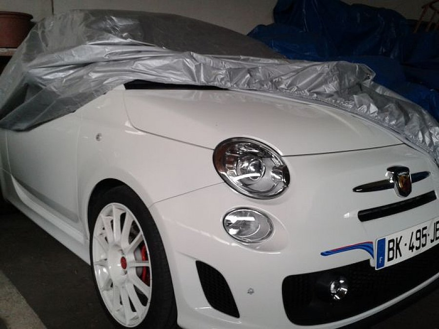 ABARTH 500 1.4 T-Jet Esseesse 160 ch berline 2011