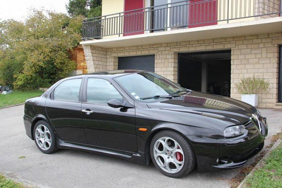 Avis ALFA ROMEO 156 3.2 V6 24v GTA berline 2002 par jolyphi55