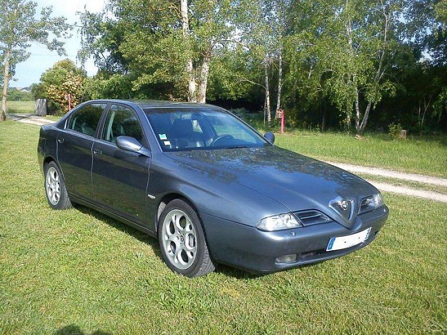 Avis ALFA ROMEO 166 3.0 V6 berline 2002 par DaytonaGr4