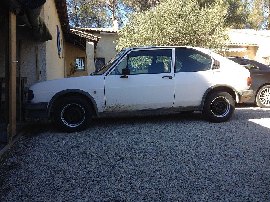 Avis ALFA ROMEO ALFA SUD Ti 1.3L 86ch (Serie 2) coupé 1982 par lacacris