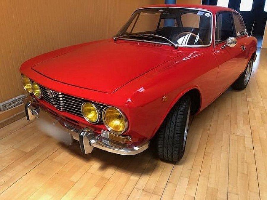 Avis ALFA ROMEO COUPE BERTONE 2000 GTV coupé 1972 par alexdante