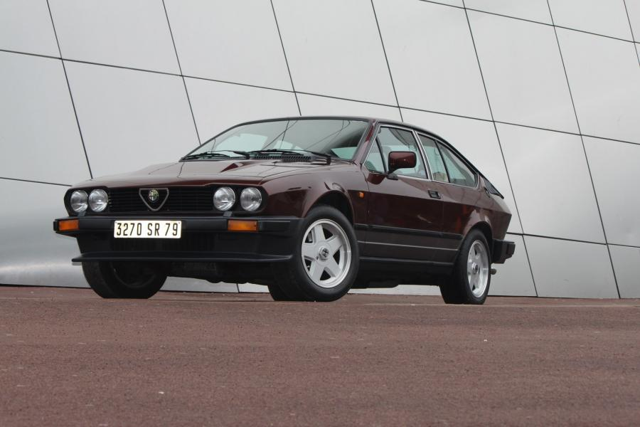 ALFA ROMEO GTV 916 2.0 V6 Turbo coupé 1987