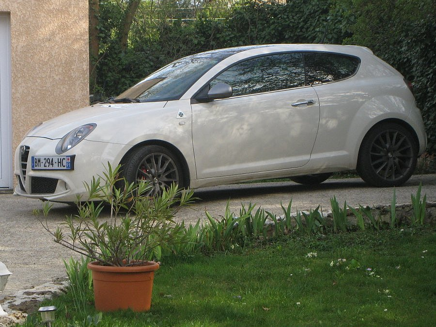 Avis ALFA ROMEO MITO Quadrifoglio Verde 170ch berline 2011 par mcornero