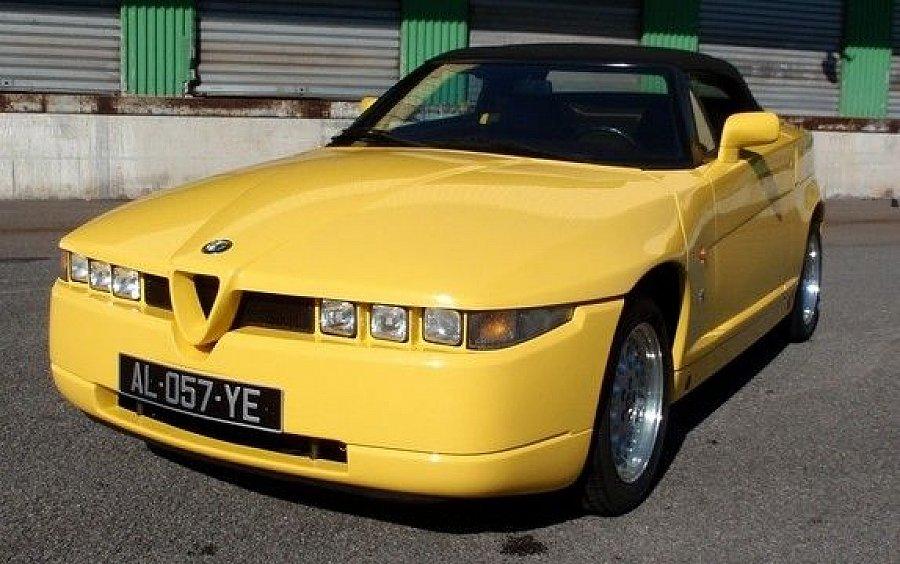 Avis ALFA ROMEO RZ (ES30) cabriolet 1996 par membre-ml-159004