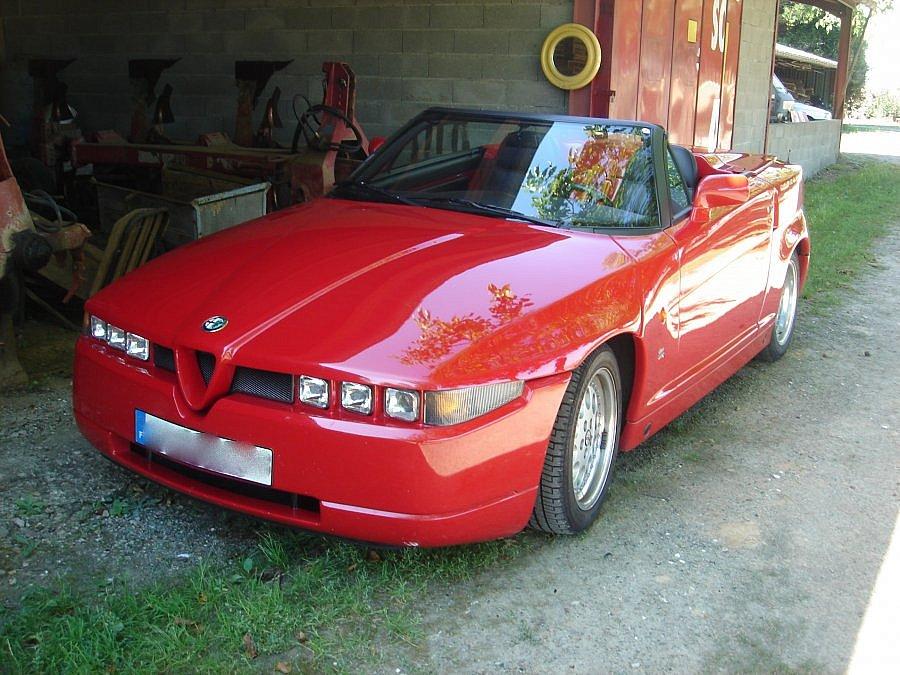 Avis ALFA ROMEO RZ (ES30) cabriolet 1993 par givainc