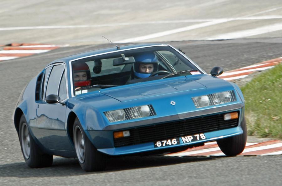 Avis ALPINE A310 V6 coupé 1978 par pchl