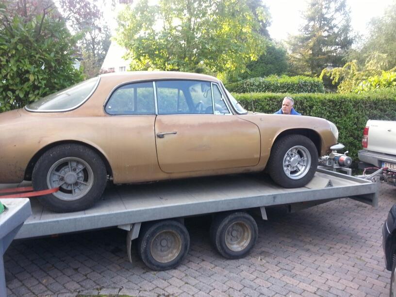 Avis ALPINE GT4 coupé 1964 par catmar