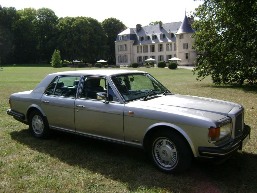 BENTLEY MULSANNE berline 1986