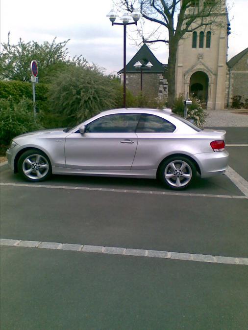 Avis BMW SERIE 1 E82 Coupé 118d 143 ch coupé 2010 par YOUK