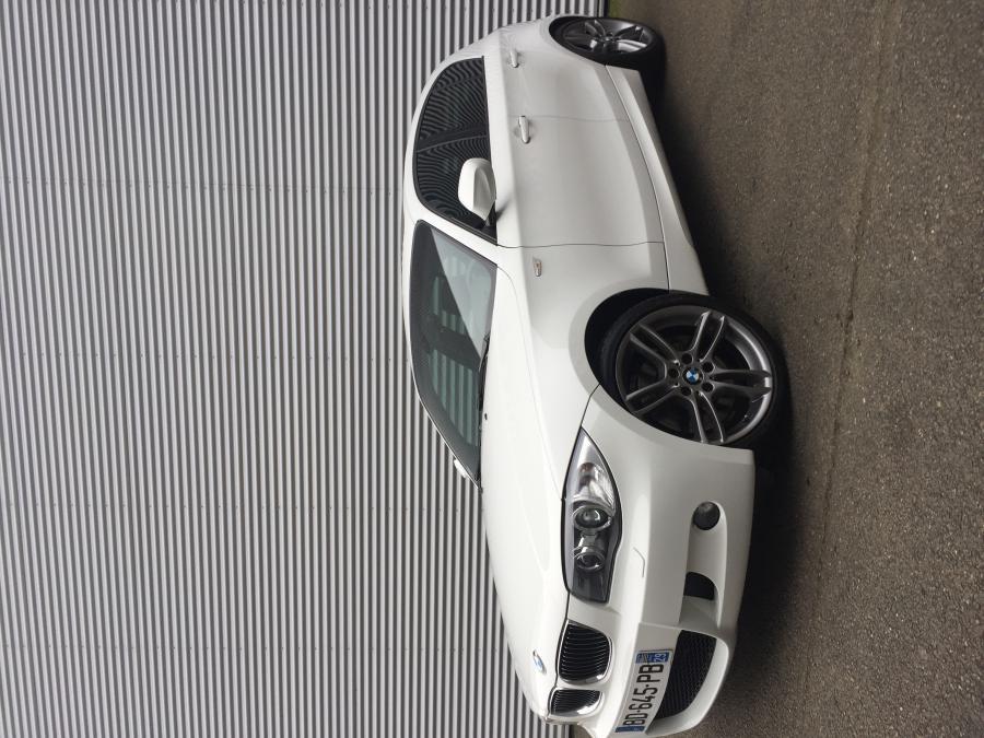 Avis BMW SERIE 1 E87 5 portes 130i 258 ch berline 2010 par Rémy LAUTH