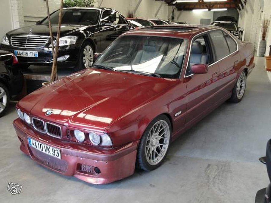 Avis BMW SERIE 5 E34 530i V8 218ch berline 1994 par toto91