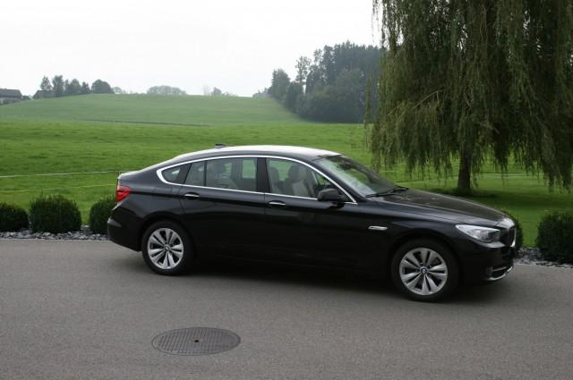 Avis BMW SERIE 5 F07 Gran Turismo 530d 245ch berline 2010 par gmhbourdon