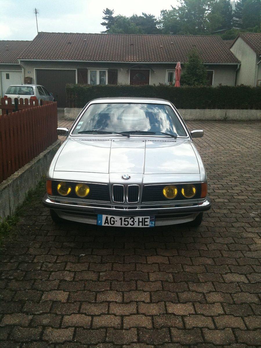 Avis BMW SERIE 6 E24 633 CSi 200 ch coupé 1978 par chti - Motorlegend