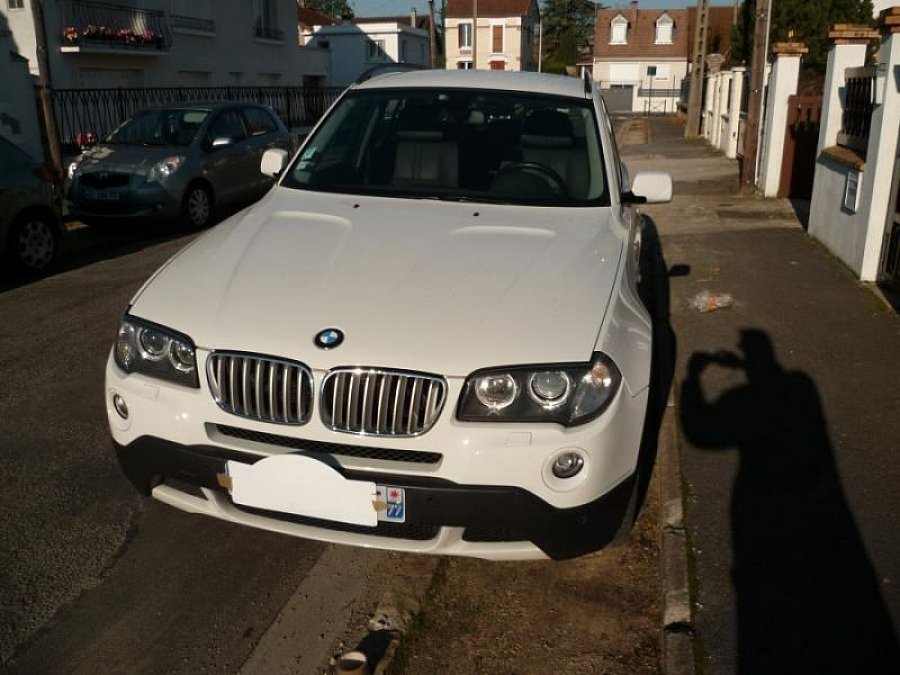 Avis BMW X3 E83 LCI 3.0sd 286ch SUV 2008 par bobo77