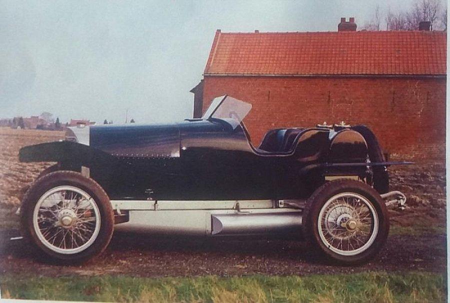Avis BUICK compétition 1914 par
