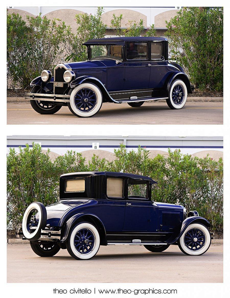 Avis BUICK coupé 1926 par michel3714