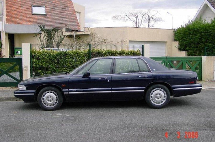 Avis BUICK PARK AVENUE Serie I - 3.8L V6 (1991-96) berline 1996 par sdv