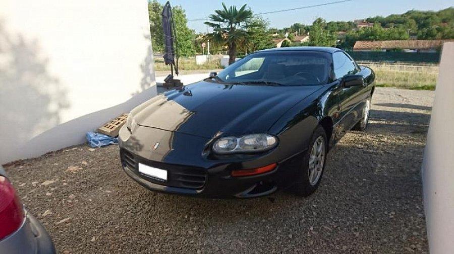 Avis CHEVROLET CAMARO Serie 4 Sport Coupé coupé 1999 par marchal13300