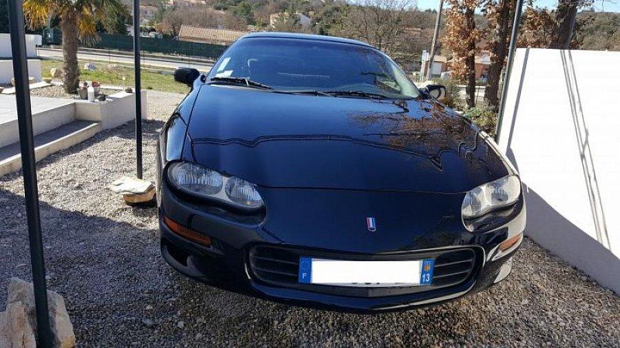 Avis CHEVROLET CAMARO Serie 4 Sport Coupé coupé 1999 par massilia13