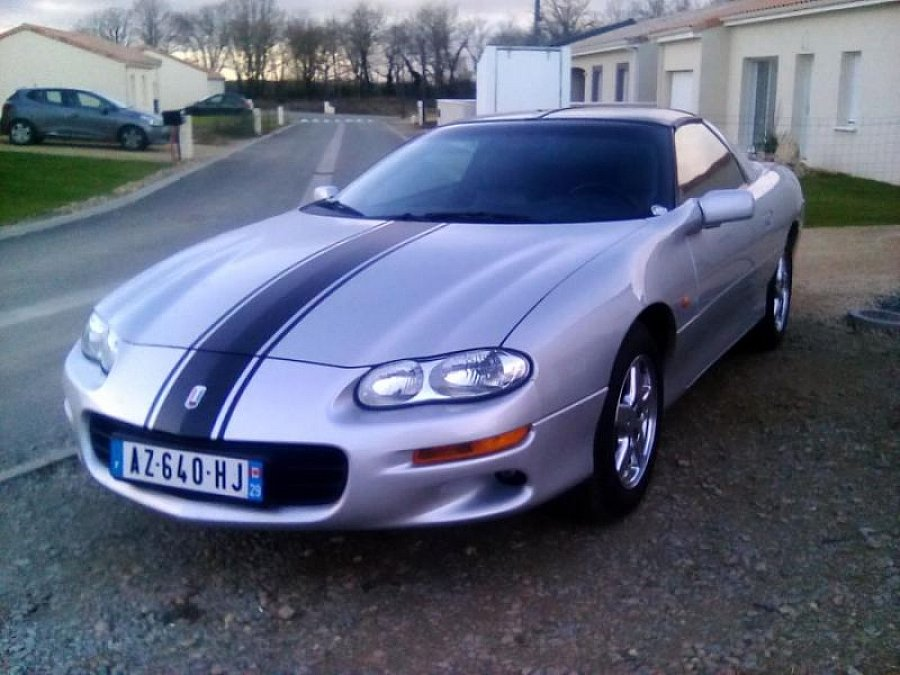 Avis CHEVROLET CAMARO Serie 4 Sport Coupé coupé 1998 par canadien86