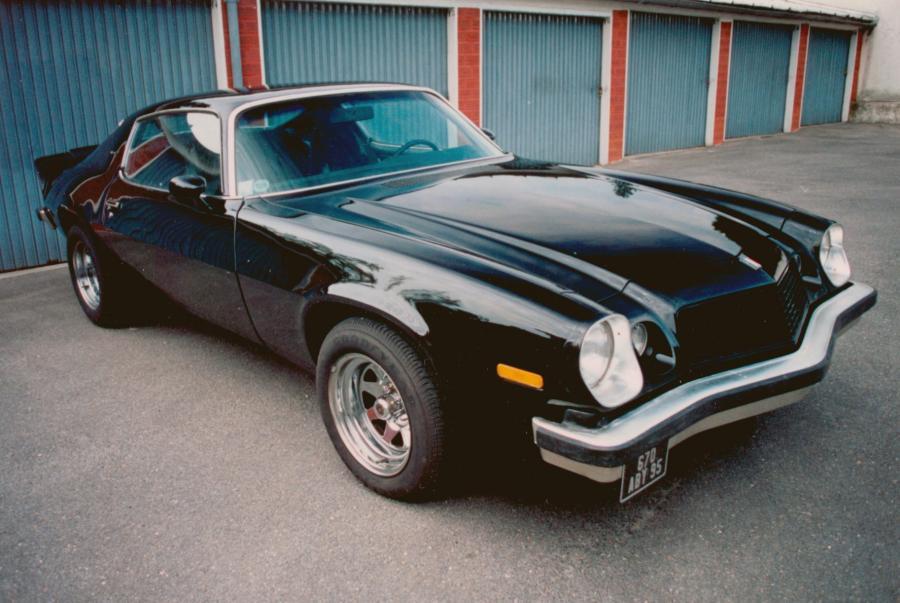 Avis CHEVROLET CAMARO Serie 2 (Série 2) coupé 1974 par CORVETTE LT1