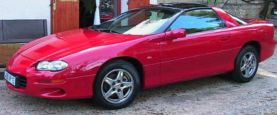 Avis CHEVROLET CAMARO Serie 4 (Serie 4) coupé 2001 par RRkmille