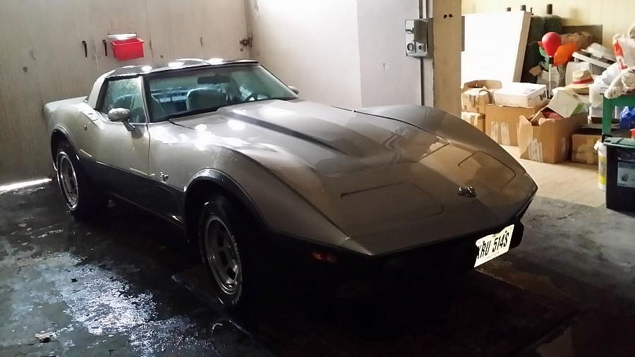 CHEVROLET CORVETTE C3 5.7 Small Block V8 (350ci) coupé 1978