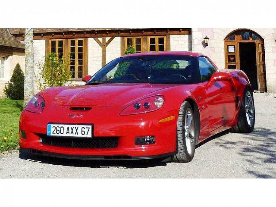 avis chevrolet corvette c6 z06 7 0 512ch coup 2007 par membre ml 116800 motorlegend. Black Bedroom Furniture Sets. Home Design Ideas