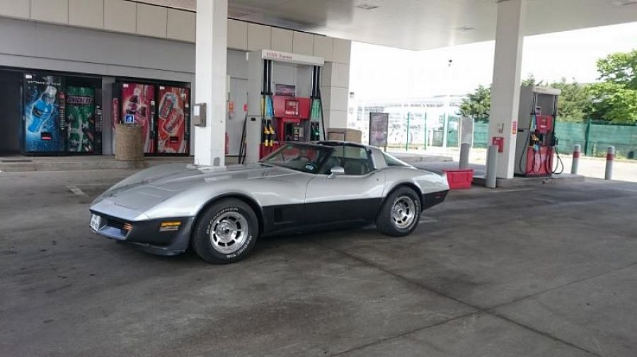 CHEVROLET CORVETTE C3 5.7 Small Block V8 (350ci) coupé 1981