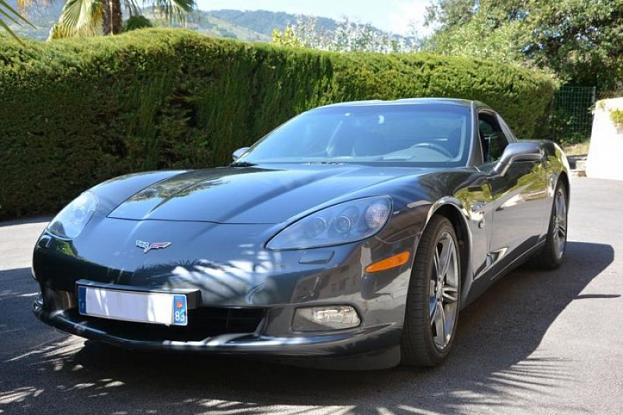 CHEVROLET CORVETTE C6 6.2 440ch coupé 2011