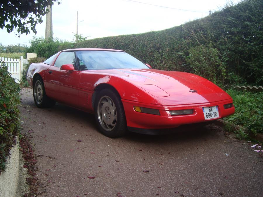 CHEVROLET CORVETTE C4 5.7 V8 (350ci) coupé 1995
