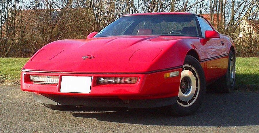 avis chevrolet corvette c4 5 7 v8 350ci targa 1984 par npgprince motorlegend. Black Bedroom Furniture Sets. Home Design Ideas