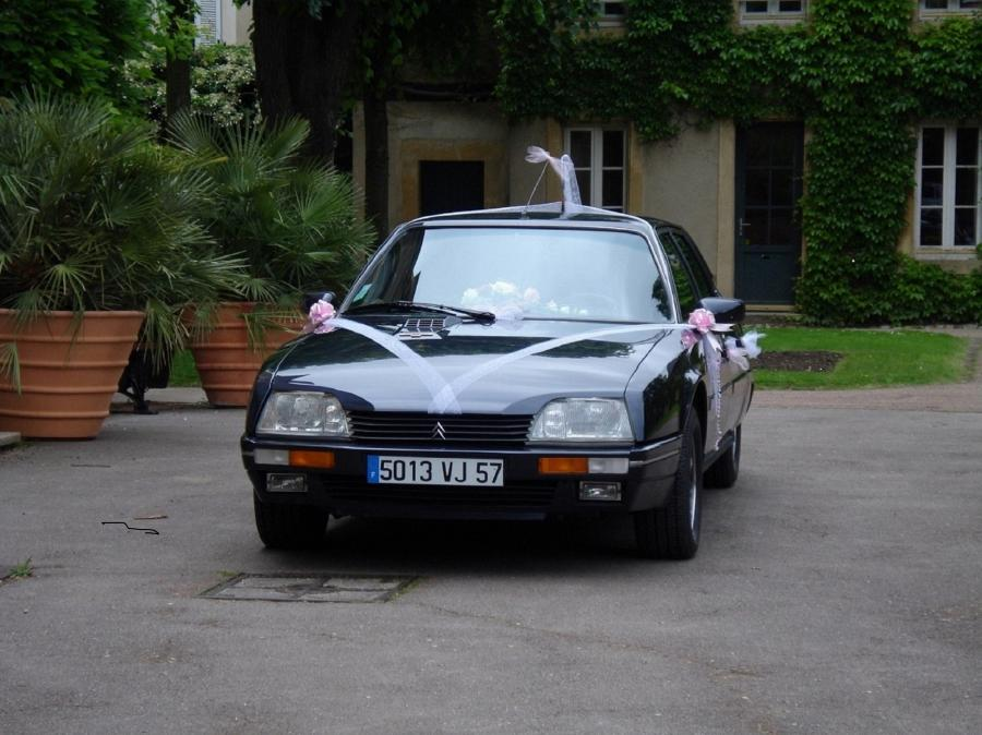 CITROEN CX 25 GTI Turbo 2 berline 1985