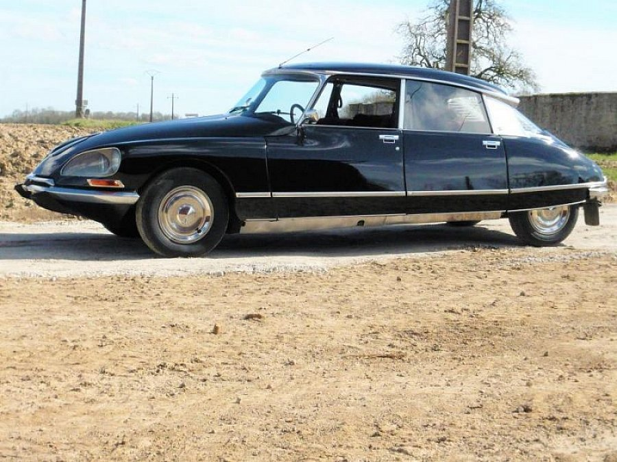 CITROEN DS 20 berline 1972