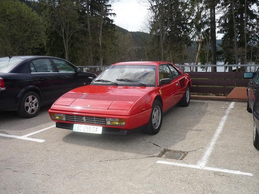 Avis FERRARI MONDIAL coupé 1986 par michelslous