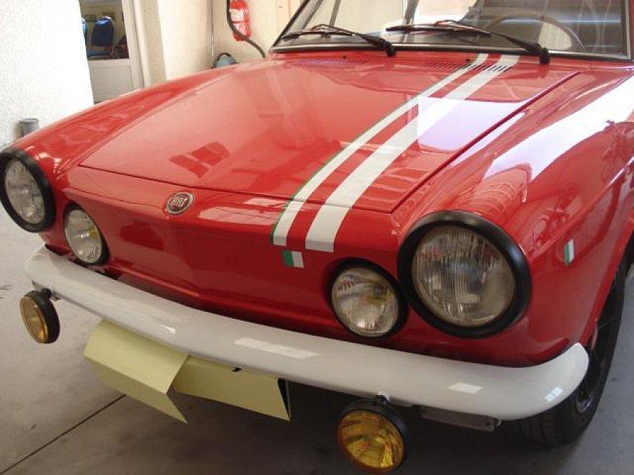 Avis FIAT 850 Sport Coupé coupé 1969 par ferlan