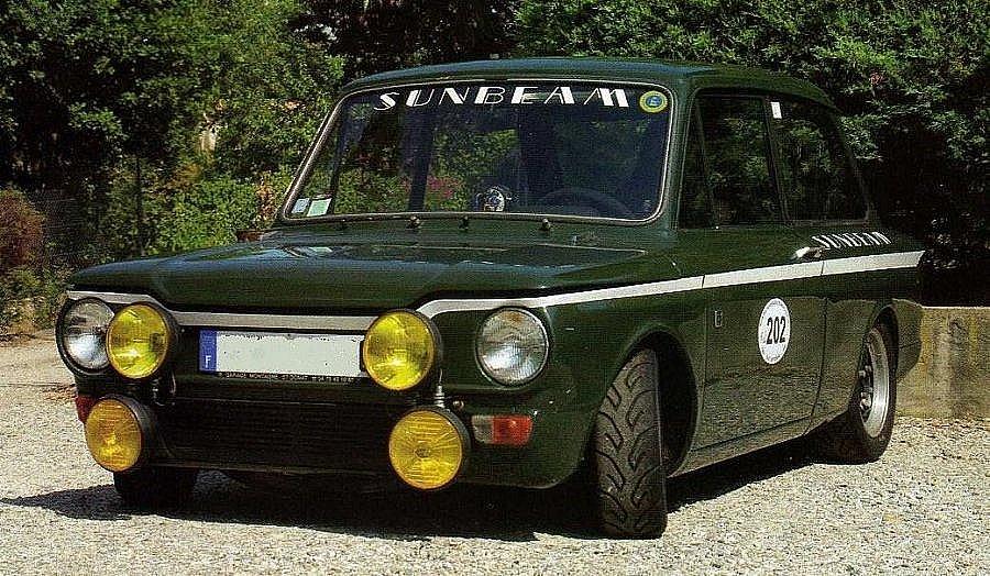 Avis HILLMAN IMP coupé 1965 par vanguard