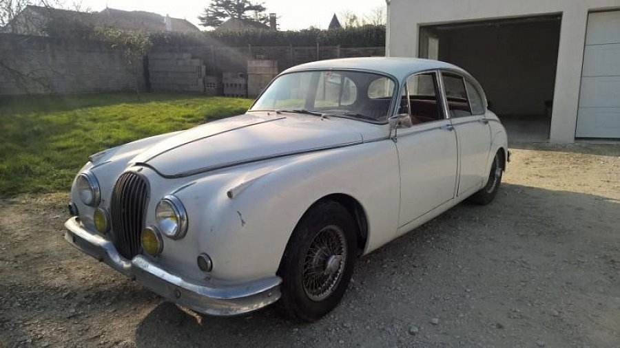 JAGUAR MARK 2 3.4 berline 1960