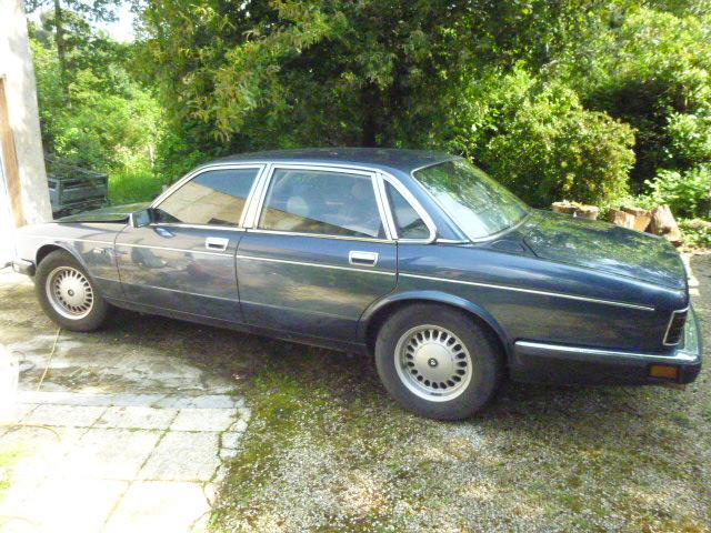 JAGUAR XJ40 berline 1990