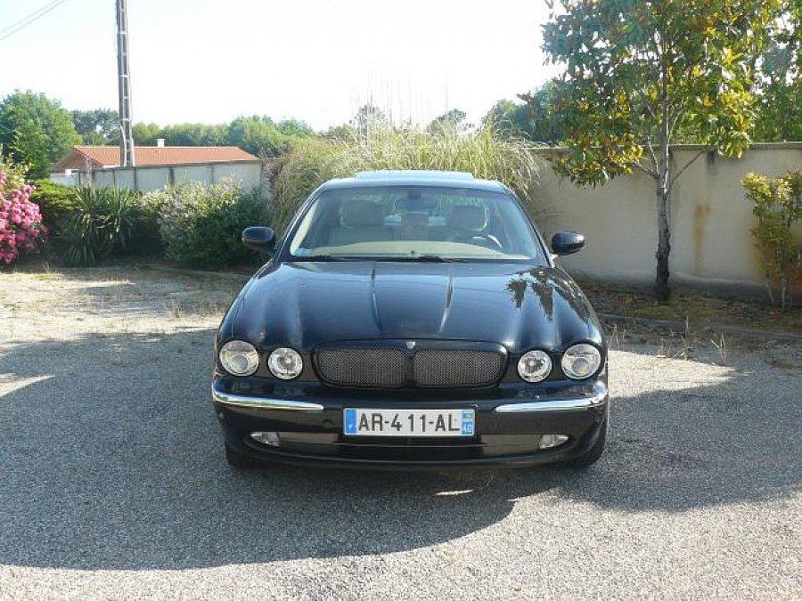 avis jaguar xjr 4 2 v8 suraliment x350 berline 2004 par motorlegend. Black Bedroom Furniture Sets. Home Design Ideas