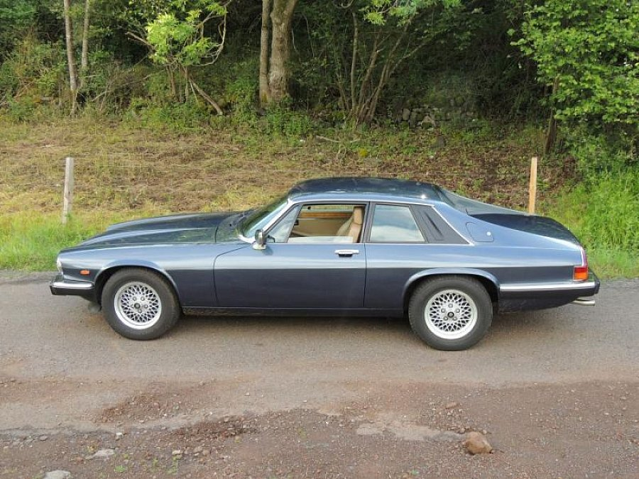 JAGUAR XJS 3.6 L6 coupé 1989