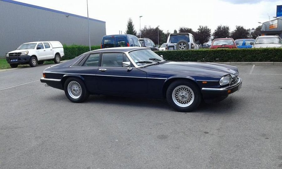 JAGUAR XJS 3.6 L6 coupé 1988