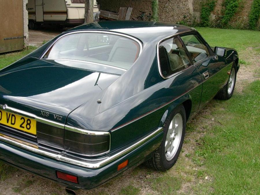 JAGUAR XJS 6.0 V12 coupé 1993