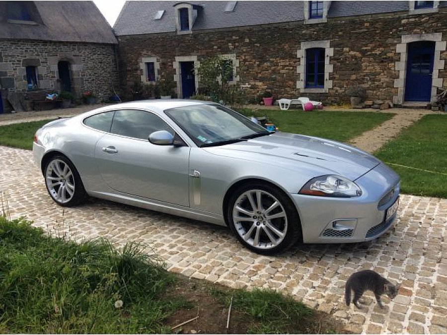 occasion jaguar xkr coupe 2007. Black Bedroom Furniture Sets. Home Design Ideas
