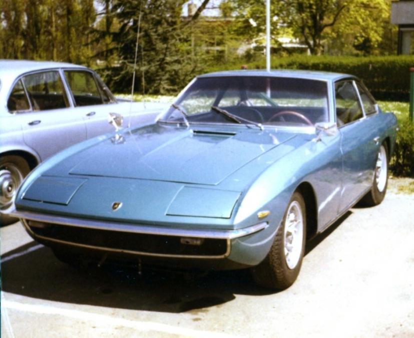 Avis LAMBORGHINI ISLERO V12 coupé 1975 par DRAGON52
