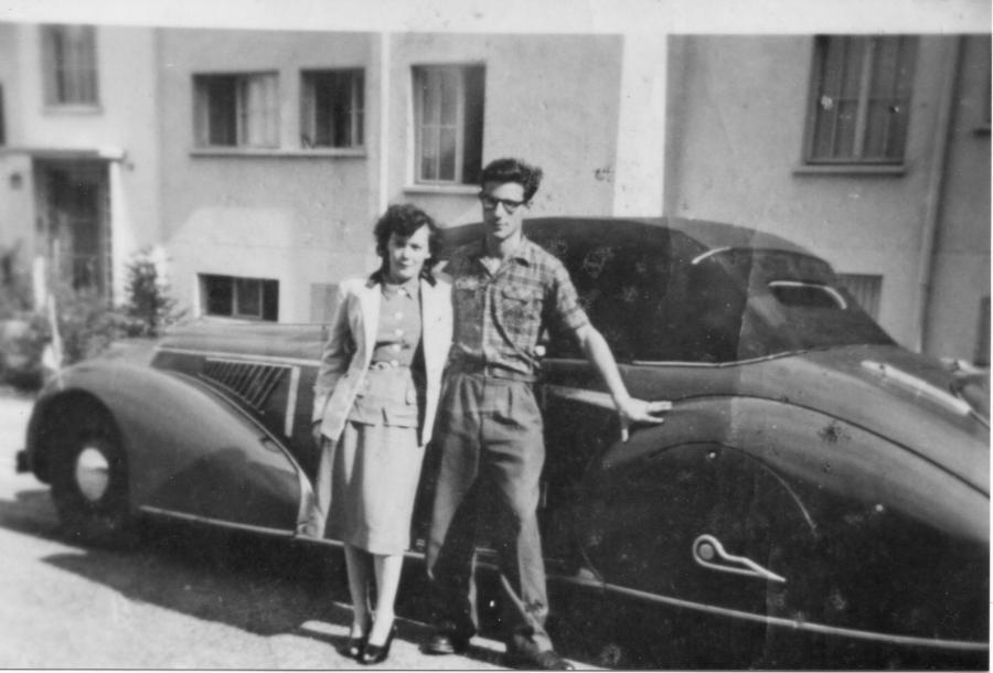 Avis LANCIA ASTURA Série 4 cabriolet 1939 par tecpc