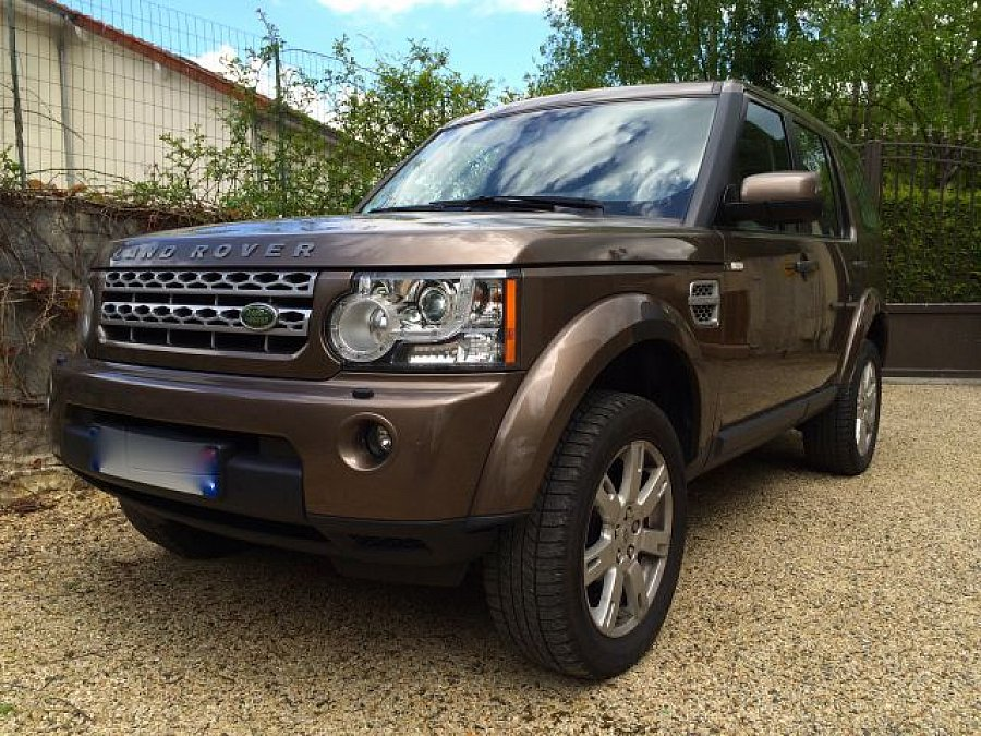 LAND ROVER DISCOVERY IV TDV6 3.0 4x4 2010