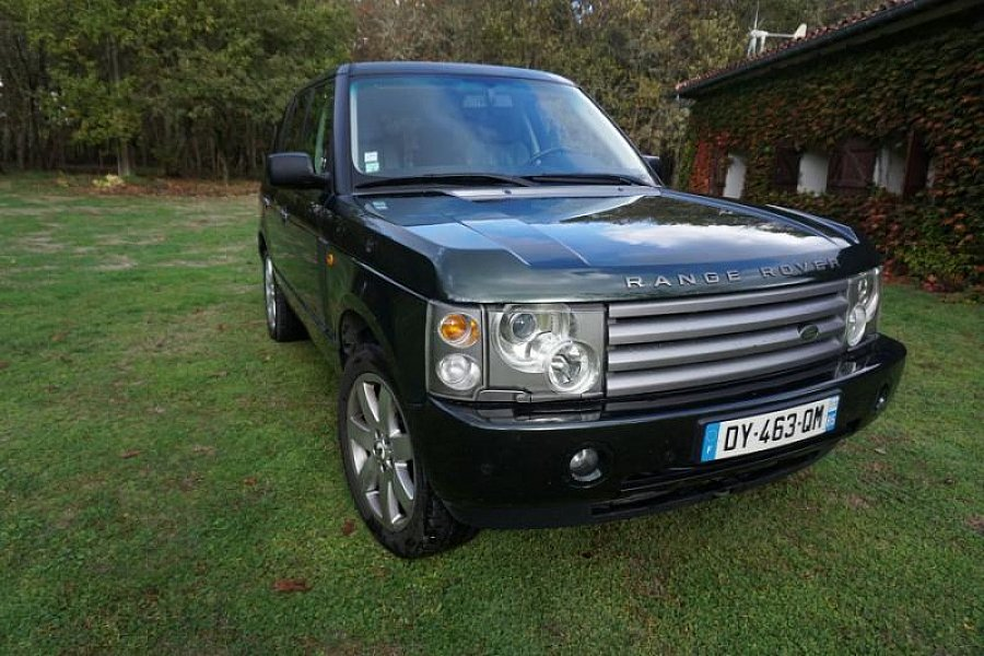 LAND ROVER RANGE ROVER III - L322 4.4 V8 282 ch 4x4 2003