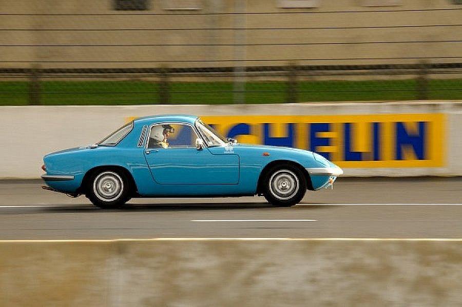 Avis LOTUS ELAN Série 3 coupé 1967 par JLBLD1