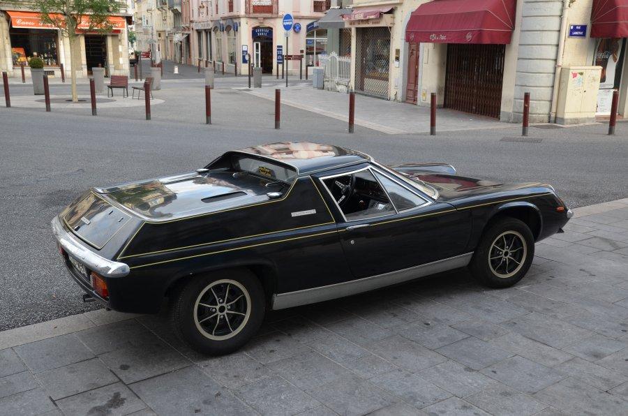 Avis LOTUS EUROPA Special coupé 1975 par piche